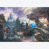 Jigsaw puzzle 1000 pcs - Disney Cinderella - Thomas Kinkade (by Schmidt)