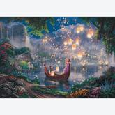 Jigsaw puzzle 1000 pcs - Disney Tangled - Thomas Kinkade (by Schmidt)