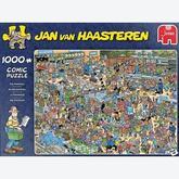 1000 pcs - The Pharmacy - Jan van Haasteren (by Jumbo)