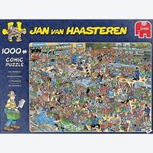 Jigsaw puzzle 1000 pcs - The Pharmacy - Jan van Haasteren (by Jumbo)