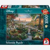 Jigsaw puzzle 1000 pcs - Disney 101 Dalmatians - Thomas Kinkade (by Schmidt)