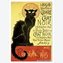 Jigsaw puzzle 1000 pcs - Reopening Of The Chat Noir Cabaret - Art Collection (by Educa)