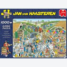 Jigsaw puzzle 1000 pcs - The Winery - Jan van Haasteren (by Jumbo)