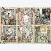 Jigsaw puzzle 1000 pcs - Craftmanship - Anton Pieck (by Jumbo)