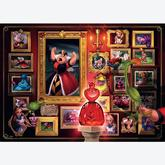 1000 pcs - Villainous: Queen of Hearts - Disney (by Ravensburger)