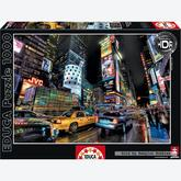 Jigsaw puzzle 1000 pcs - Times Square, New York - Genuine (by Educa)