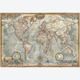 Jigsaw puzzle 1000 pcs - Political Map of the World - Miniature (by Educa)