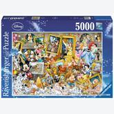 5000 pcs - Artistic Mickey - Disney (by Ravensburger)