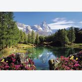 1500 pcs - Matterhorn Splendor - Original (by Ravensburger)