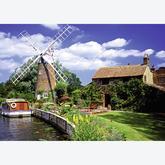 1000 pcs - Windmill Country - Original (by Ravensburger)
