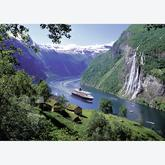 1000 pcs - Norwegian Fjord - Original (by Ravensburger)