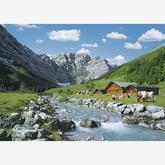 1000 pcs - Karwendel Mountains, Austria (by Ravensburger)