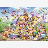 Jigsaw puzzle 1000 pcs - Disney Carnival - Disney (by Ravensburger)
