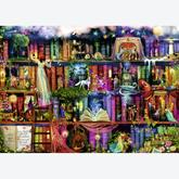 1000 pcs - Fairytale fantasia (by Ravensburger)