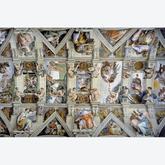 5000 pcs - Sistine Chapel (by Ravensburger)