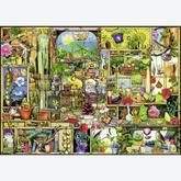 1000 pcs - The Gardener's Cupboard - Colin Thompson (by Ravensburger)