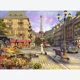 Jigsaw puzzle 500 pcs - Walk in Paris (by Ravensburger)