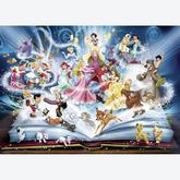 1500 pcs - Magical Book of Disney - Disney (by Ravensburger)
