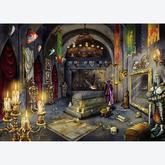 759 pcs - Escape Puzzle: The Vampire Room (by Ravensburger)