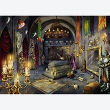 Jigsaw puzzle 759 pcs - Escape Puzzle: The Vampire Room (by Ravensburger)