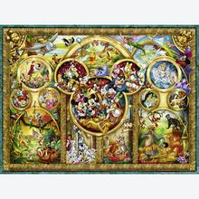Jigsaw puzzle 1000 pcs - The Best Disney Themes - Original (by Ravensburger)