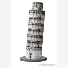 Jigsaw puzzle 216 pcs - Tower of Pisa - Puzzle 3D (by Ravensburger)