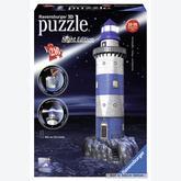 216 pcs - Lighthouse - Puzzle 3D (by Ravensburger)