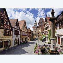 Jigsaw puzzle 300 pcs - Rothenburg, Germany (by Ravensburger)