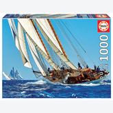 Jigsaw puzzle 1000 pcs - Yacht (by Educa)