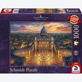 Jigsaw puzzle 1000 pcs - The Vatican - Thomas Kinkade (by Schmidt)