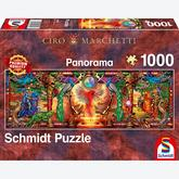 Jigsaw puzzle 1000 pcs - In the realm of the firebird - Ciro Marchetti (by Schmidt)