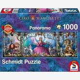 Jigsaw puzzle 1000 pcs - Ice Palace - Ciro Marchetti (by Schmidt)
