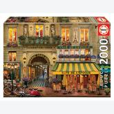 Jigsaw puzzle 2000 pcs - Galery in Paris (by Educa)