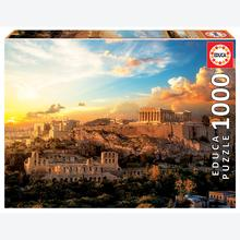 Jigsaw puzzle 1000 pcs - Acropolis of Athens (by Educa)