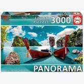 Jigsaw puzzle 3000 pcs - PHUKET, THAILAND - Panorama (by Educa)