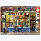 Jigsaw puzzle 5000 pcs - The Greatest Bookshop in the World (by Educa)