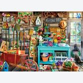 Jigsaw puzzle 1000 pcs - The Potting Shed (by Eurographics)