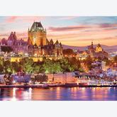 Jigsaw puzzle 1000 pcs - Le Vieux Quebec (by Eurographics)