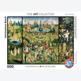 Jigsaw puzzle 1000 pcs - The Garden of Earthly Delights - Jheronimus Bosch (by Eurographics)