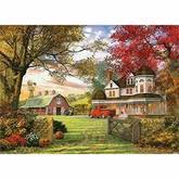 Jigsaw puzzle 1000 pcs - Old Pumpkin Farm - Dominic Davison (by Eurographics)