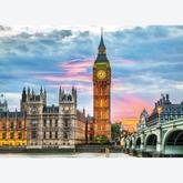 Jigsaw puzzle 1000 pcs - London Big Ben (by Eurographics)