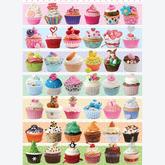 Jigsaw puzzle 1000 pcs - Cupcake Celebration (by Eurographics)