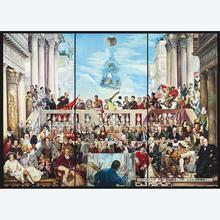 Jigsaw puzzle 3000 pcs - Sic transit gloria mundi - Renato Casaro (by Schmidt)