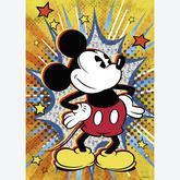 1000 pcs - Retro Mickey - Disney (by Ravensburger)