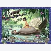 1000 pcs - Jungle Book - Disney (by Ravensburger)