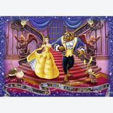 1000 pcs - Beauty and the Beast - Disney (by Ravensburger)