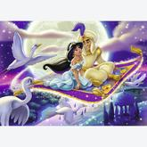 Jigsaw puzzle 1000 pcs - Aladdin - Disney (by Ravensburger)