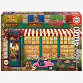 Jigsaw puzzle 4000 pcs - Vintage Bookshop (by Educa)