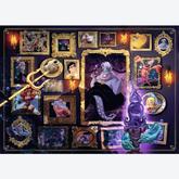 Jigsaw puzzle 1000 pcs - Villainous Ursula - Disney (by Ravensburger)