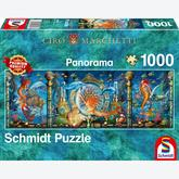 1000 pcs - Underwater World - Ciro Marchetti (by Schmidt)